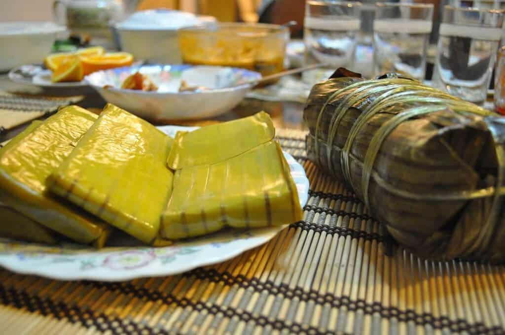 Ini Adalah Makanan Tradisi Orang Bugis Semasa Hari Raya Dan Kenduri