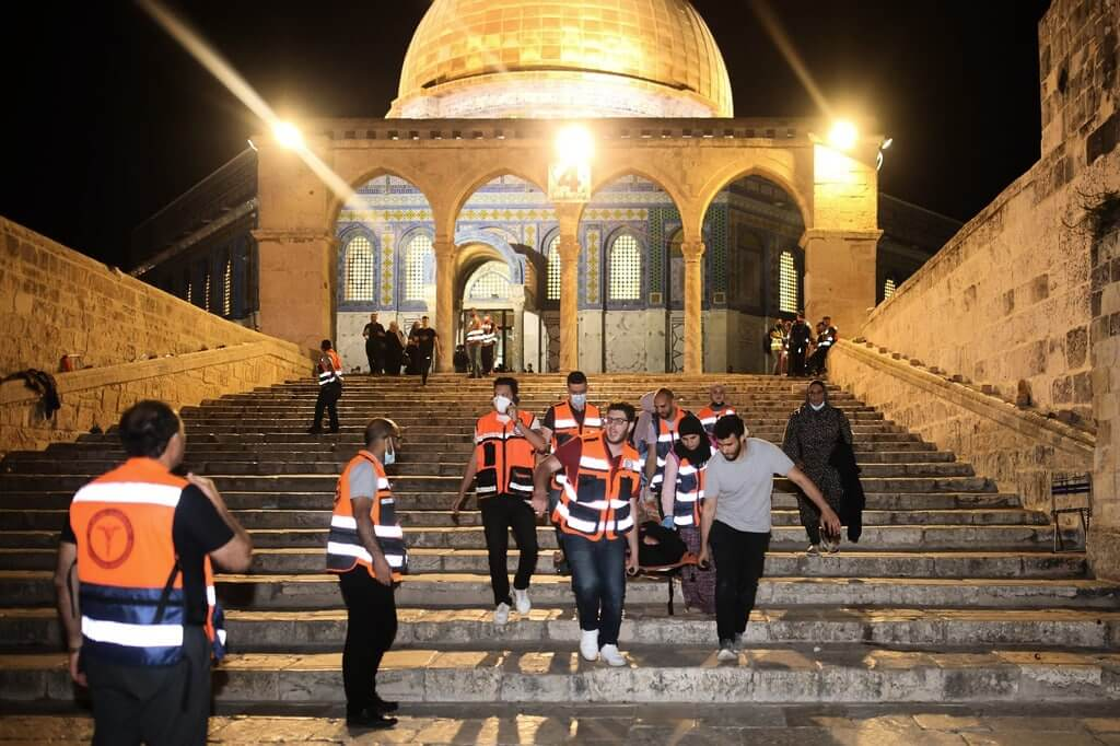 Terburuk Sejak 2017, Ini Kronologi Konflik Palestin-Israel Di Penghujung Ramadhan 2021