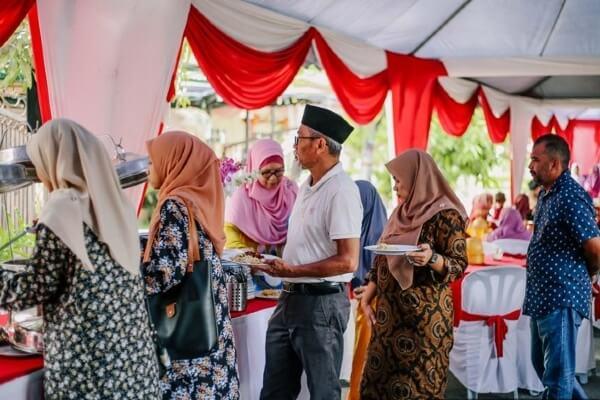 Majlis Kenduri Kahwin, Akad Nikah Tidak Dibenarkan Di Sarawak Sehingga 17 Mei