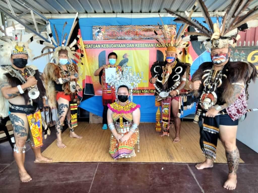 Buat Jenaka Hina Pakaian Tradisi Iban, Lima Organisasi Dayak Enggan Maafkan Influencer Ryzal Ibrahim