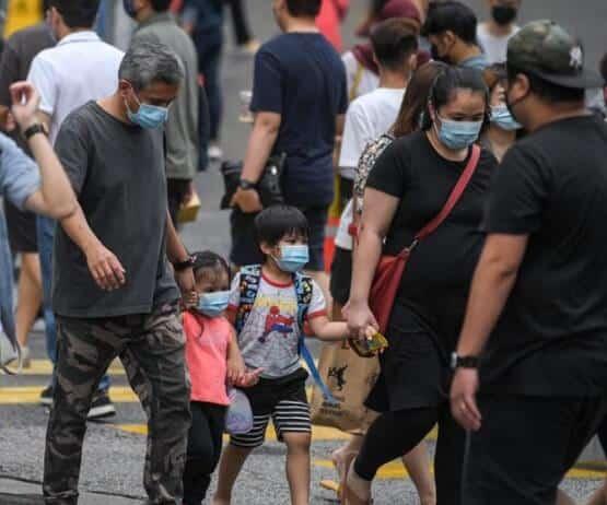 TERKINI : Kanak-Kanak Berusia 12 Tahun Ke Bawah Dilarang Keluar Ke Tempat Awam