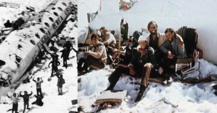 Terpaksa Jadi Kanibal Untuk Terus Hidup, Ini Kisah Mangsa Terselamat Nahas Pesawat Andes 1972
