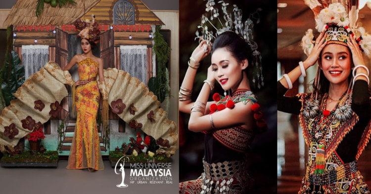 Kostum Nasional Malaysia Untuk Miss Universe 2020 : Sarat Yang Menyusahkan?