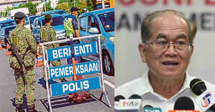 TERKINI : Seluruh Sarawak Dikenakan PKP Berkuatkuasa Mulai 29 Mei 2021