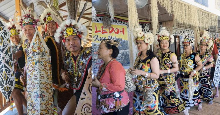 Kenali Perayaan Ledoh, Sambutan 'Gawai' Versi Kaum Kayan