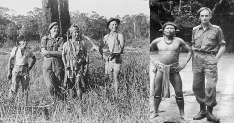 Ops Semut, Kempen Borneo Yang Melibatkan Tentera Australia Dan Penduduk Pedalaman Sarawak