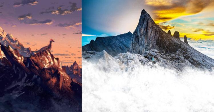 Lagenda Gunung Kinabalu, Dan Bagaimana Ia Mendapat Namanya