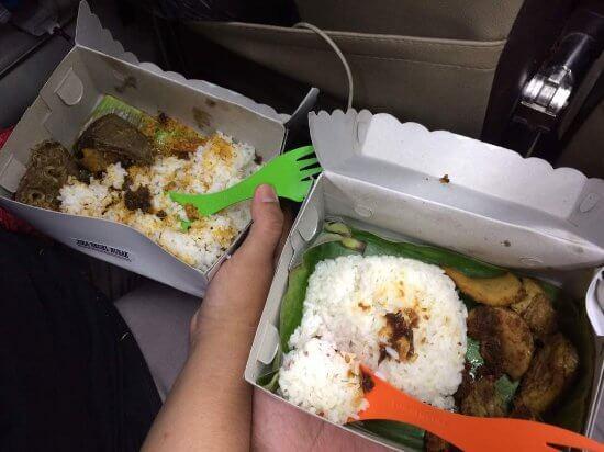 Boleh Tapau Dan Makan Dalam Kereta, Bukan Layanan Dine-In Hingga Ke Kereta