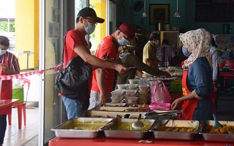 Sarawak Lanjutkan PKPB Hingga 7 Jun, Larangan 'Dine In' Di Kedai Makan Dikekalkan