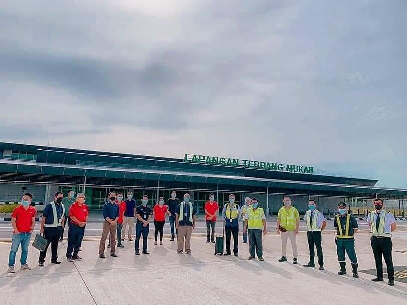 Lapangan Terbang Mukah Siap Sepenuhnya, Penerbangan Komersial Pertama Akan Dimulakan Esok