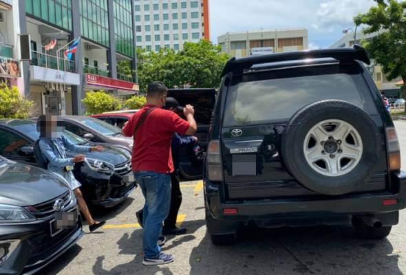 Didakwa Cabul Peserta Unduk Ngadau Sabah, Ahli Politik STAR Kini Ditahan Polis