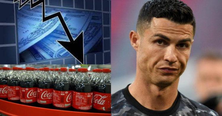 Coca-Cola Mengalami Kerugian Besar Akibat Tindakan Cristiano Ronaldo