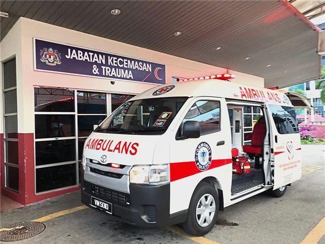 Tidak Sempat Diambil Ambulans, Seorang Warga Emas Hilang Setelah Disahkan Positif COVID-19