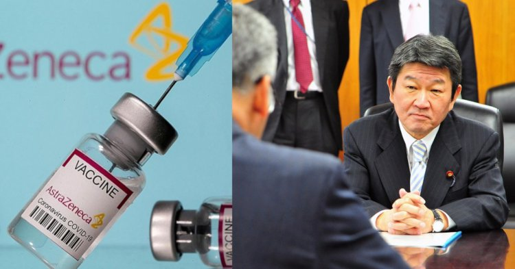 Malaysia Bakal Mendapat Sumbangan Vaksin AstraZeneca Daripada Jepun Mulai Julai Ini