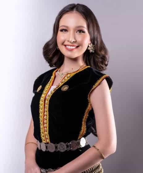 Biodata Maya Hejnowska, Juara Pertandingan Unduk Ngadau Kaamatan 2021