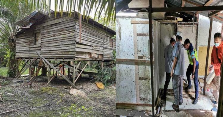 Bernilai RM225K, 44 Mesin Lombong Kriptowang Ditemui Dalam Sebuah Pondok Buruk Di Miri