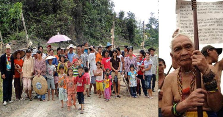 Kenali Kaum Penan, Antara Kaum Terakhir Yang Masih Amalkan Gaya Hidup Nomad