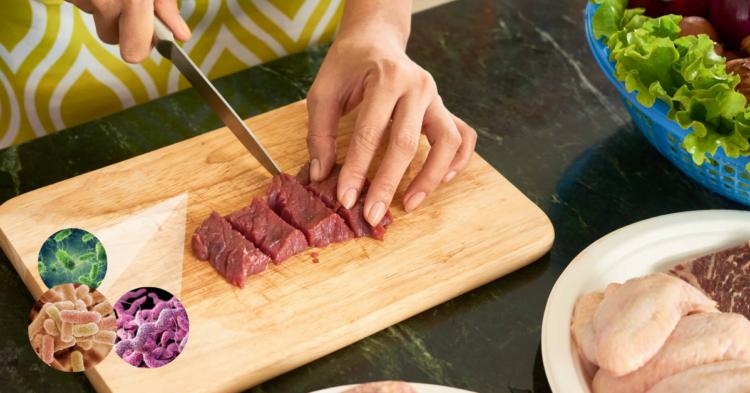Papan Pemotong Sama Punca Keracunan Makanan, Ini Cara Dari Pakar Untuk Asing Bahan Memotong