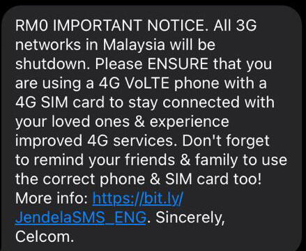 Usaha Negara Ke Arah Teknologi 5G, Rangkaian 3G Bakal Ditamatkan Tak Lama Lagi