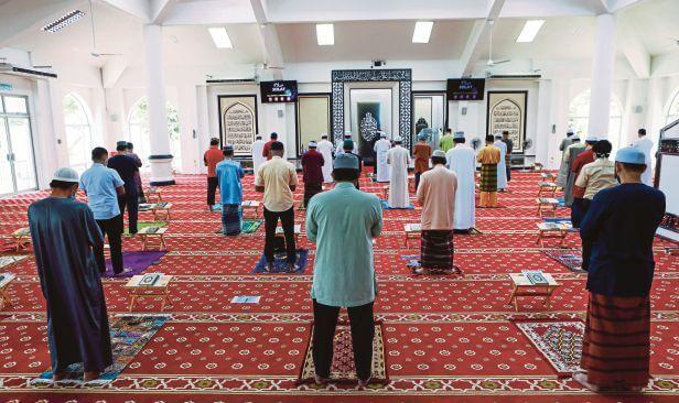 Pelaksanaan Ibadah Korban Dan Solat Sunat Aidiladha Adalah Dibenarkan Di Sabah
