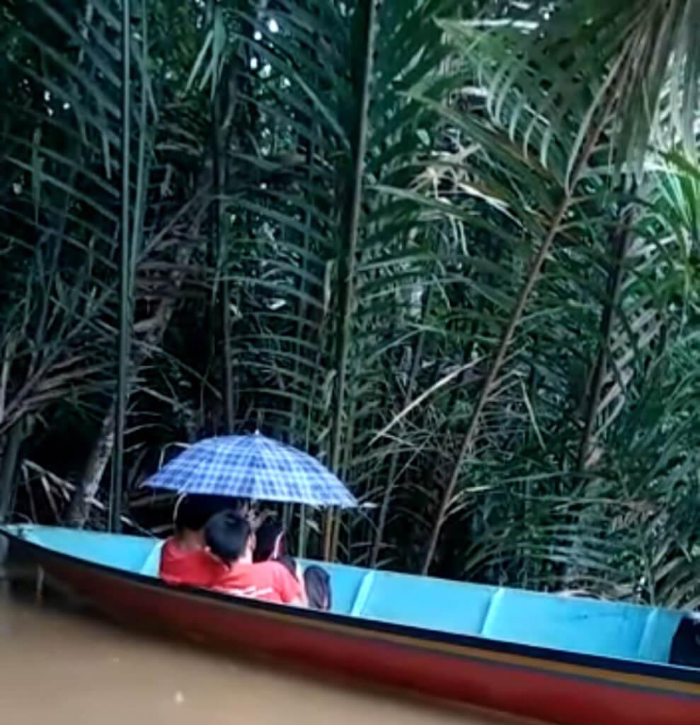 PdPR Dalam Bot Demi Jaringan Internet, Inilah Nasib Pelajar Di Kampung Sawai Matu Sarawak