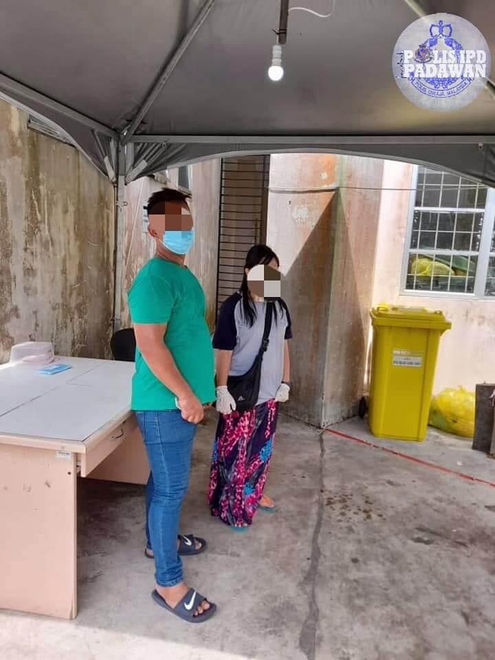 Wanita Bekas Banduan Positif COVID-19 Larikan Diri Dari Pusat Kuarantin, Ditemui Bersama Teman Lelaki