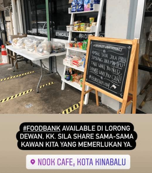 Ini Adalah Senarai 'Food Bank' Di Sekitar Sabah Bagi Mereka Yang Memerlukan