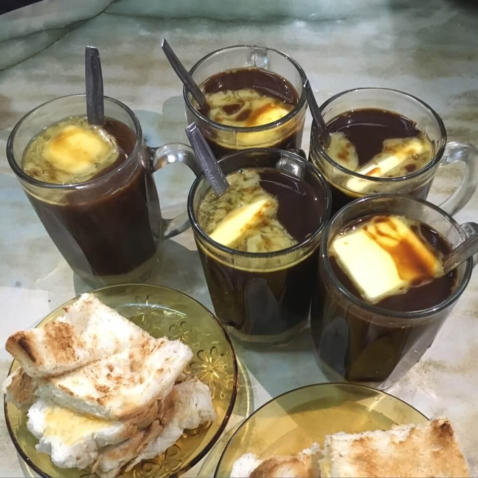Kombinasi Kopi Klasik Lemak Berkrim, Ketahui Kisah Di Sebalik Butter Coffee Hiap Yak Tea Shop Kuching