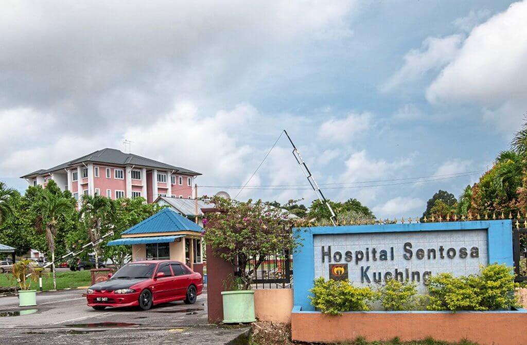 Kluster Hospital Sentosa Kuching Yang Kedua Dilaporkan, 26 Kes Baharu Telah Dicatat