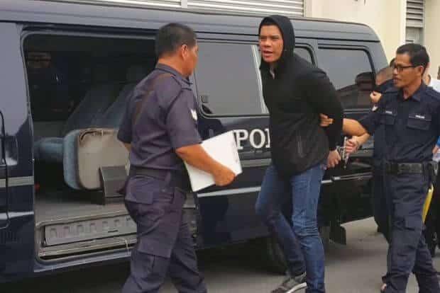 Suspek Kes Bunuh Ahli Politik Bill Kayong Berjaya Diberkas Setelah 6 Tahun Diburu