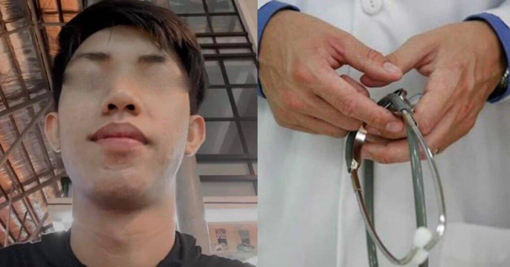 JKNS Sahkan Pemuda Menyamar Doktor Palsu Tidak Pernah Suntik Vaksin Kepada Orang Awam Di PPV