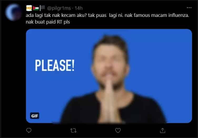 Netizen Ingin Pahlawan Sarawak Diangkat Tetapi Lelaki Ini Pula Tiba-Tiba Hina Rentap Dan Sarawak