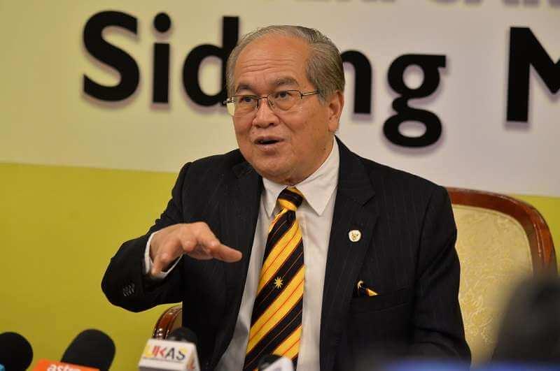 Sarawak Tunggu Lampu Hijau Untuk Laksanakan Dos Ketiga 'Booster' Vaksin COVID-19
