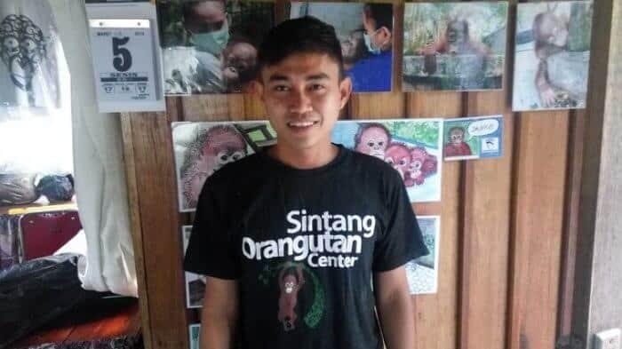 """""""Tiada Hidung, 2 Biji Mata Bersambung"""", Gempar Kelahiran Kambing Berwajah Aneh Di Kalimantan Barat"""