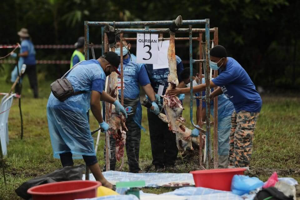 Mengapa Umat Muslim Menyembelih Haiwan Pada Hari Raya Aidil Adha?