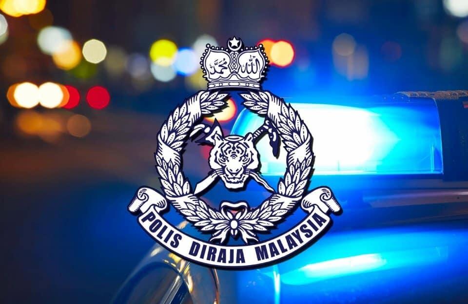 RELA Patah Kaki Setelah Dilanggar Remaja 15 Tahun Yang Merempuh Sekatan Jalan Raya Di Kuching