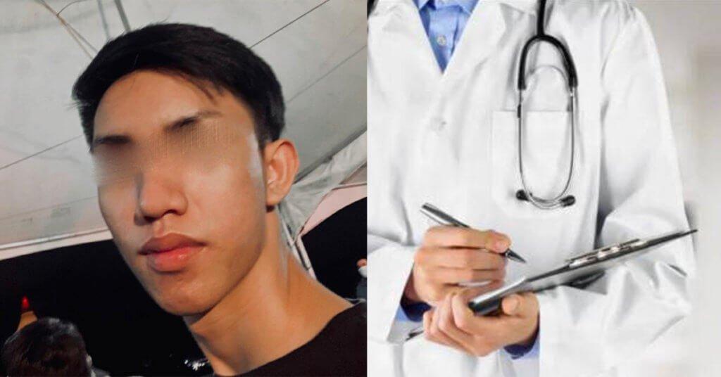 Kantoi Menyamar Sebagai Doktor Sebanyak 32 Kali Di Hospital Umum Sarawak, Pemuda Ini Akhirnya Diberkas
