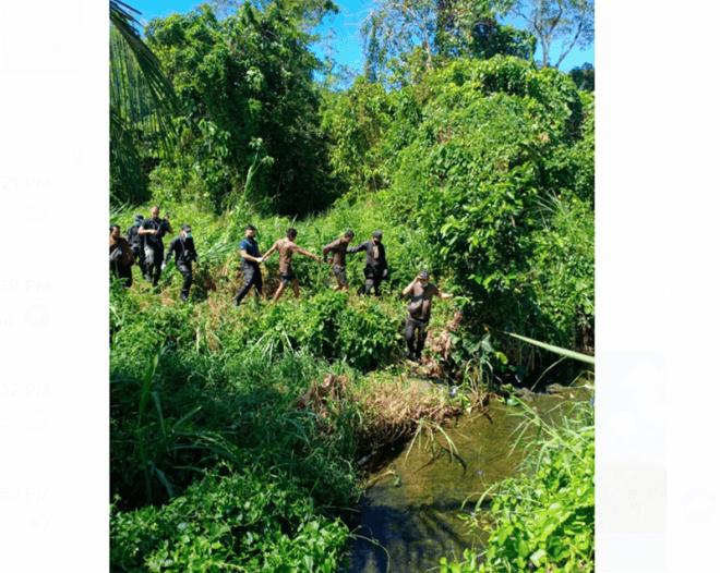 2 Tahanan Lolos Penjara Puncak Borneo Berjaya Diberkas Semula Di Hutan Padawan