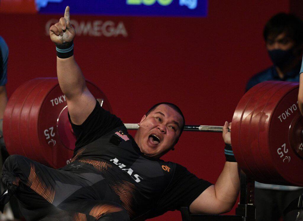 Jong Yee Khie, Anak Sarawak Kedua Hadiahkan Pingat Paralimpik Tokyo Untuk Malaysia
