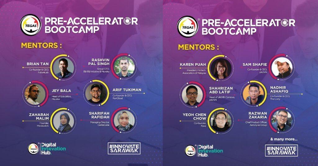 Dari Inovasi Kompia Sehingga Ke Aplikasi Kerja Sekolah, 3 Start-Ups Kuching Ini Berjaya Pukau Juri TPAB 2021