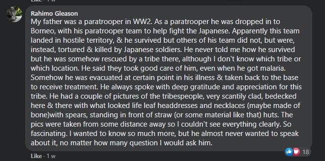Lelaki Ini Muat Naik Gambar Bersama Tengkorak, Rupanya Kepala Askar Jepun Yang Dipenggal Orang Iban