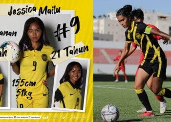 Bakal Bertemu Pasukan Palestin, 12 Pemain Dari Sabah Ini Kuasai Harimau Malaya Wanita