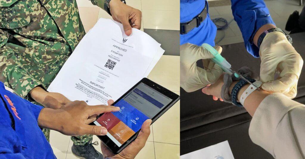 RASMI : Sarawak Mansuh Kuarantin 14 Hari Untuk Kemasukan Individu Lengkap Vaksinasi