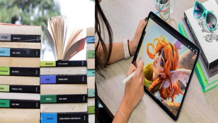 Adakah Anda Miliki Imaginasi Kreatif? Sertai Peraduan Cipta Ilustrasi Muka Depan Novel Fixi