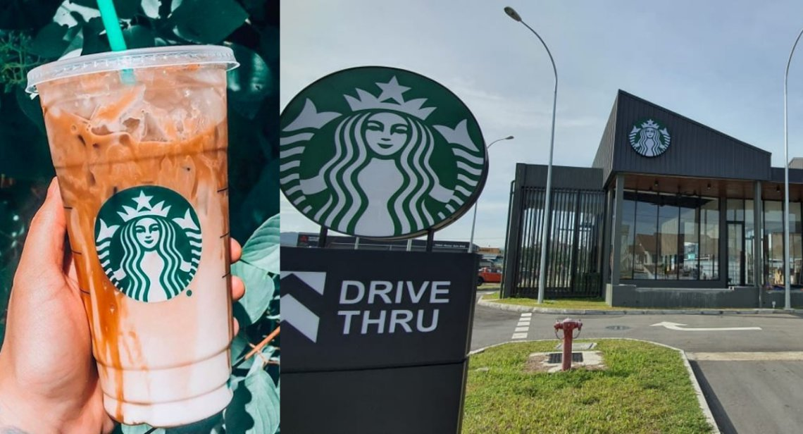 Kota Kinabalu Bakal Buka Cawangan Starbucks Pandu Lalu Pertama Pada Bulan Ini