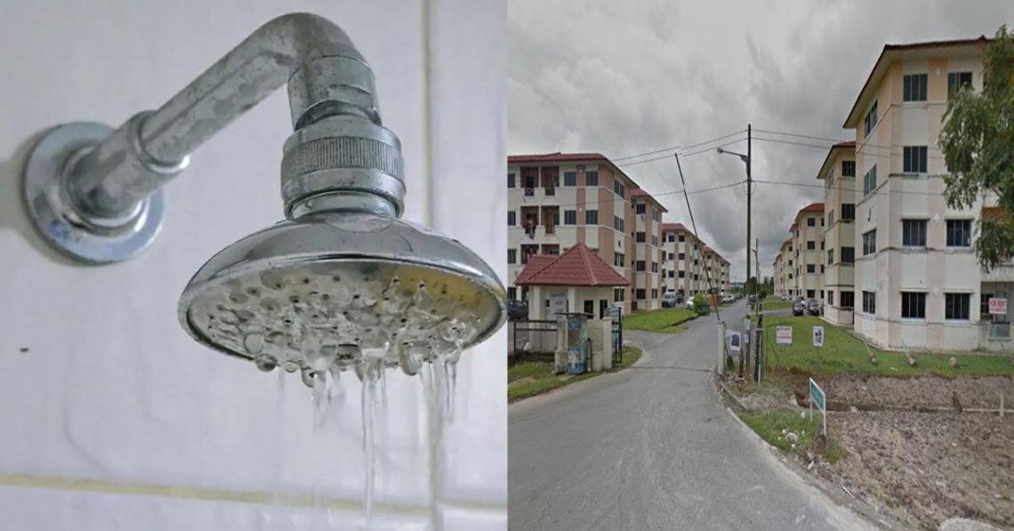Gangguan Bekalan Air Yang Tidak Dijadualkan Dari Jam 7 Hingga 9PM, Kawasan Samarahan Terjejas