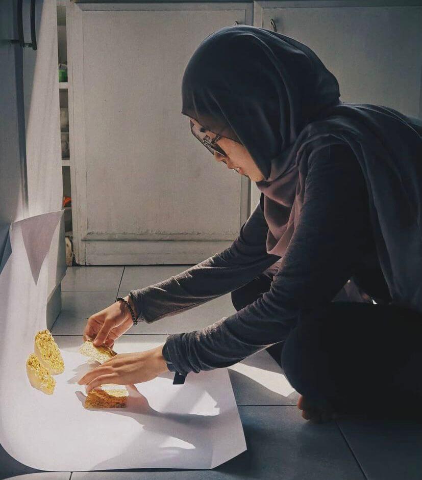 Reka Beg Guna Kulit Buah Limau, Anak Sabah Ini Menang Tempat Kedua Pertandingan Reka Bentuk Antarabangsa