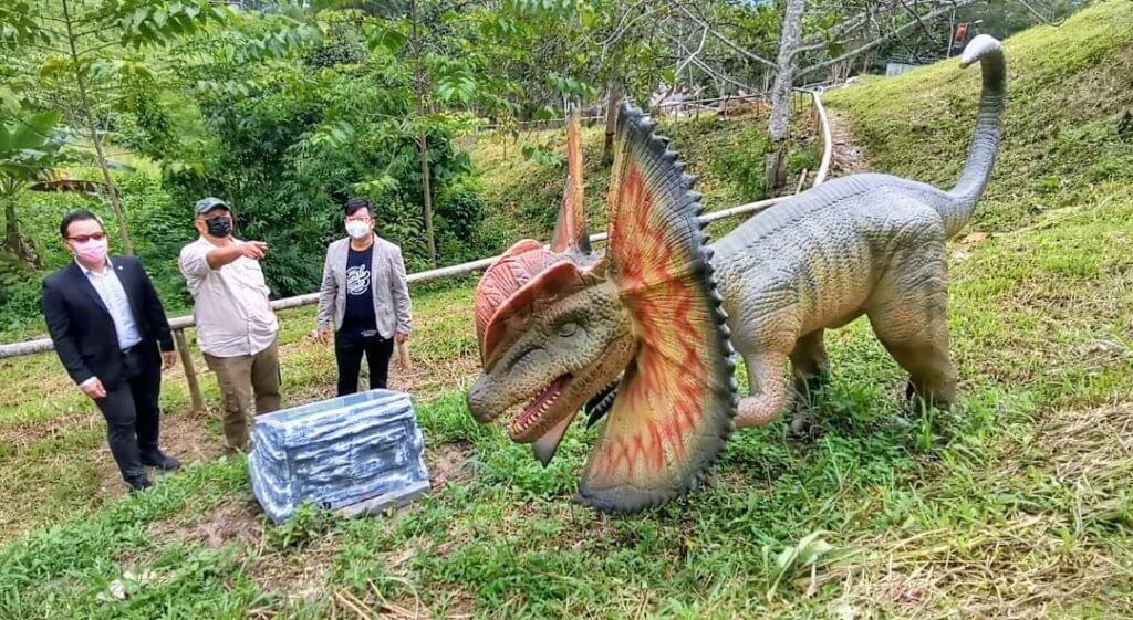 Peluang Lihat T-Rex Depan Mata, Sabah Bakal Buka Tarikan Pelancong Baru 'Jurassic Land'