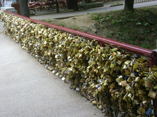Mangga Dan Jambatan, Bagaimana Jambatan Cinta Bermula Dan Menjadi Trend