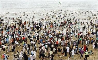 Kejadian Aneh Air Laut Di India Bertukar Manis Pada Tahun 2006,  Punca Fenomena Ini Kekal Misteri